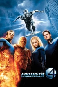 Fantastic Four 2 Rise of the Silver Surfer