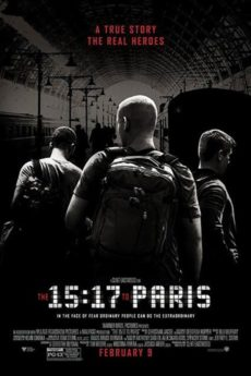 THE 15-17 TO PARIS