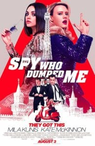 The Spy Who Dumped Me 2