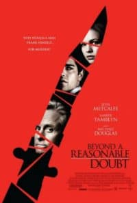 Beyond a Reasonable Doubt (2009) แผนงัดข้อลูบคมคนอันตราย